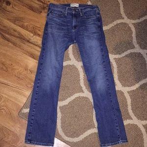 Abercrombie kids 15/16 straight leg jeans